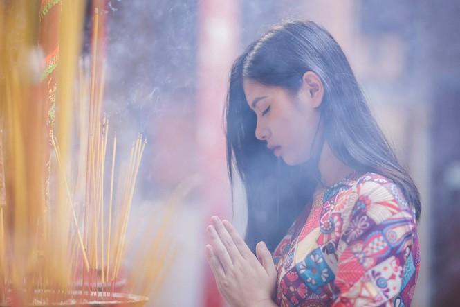 Ngắm Quỳnh Trang - nữ sinh chuyên Toán thi Hoa hậu Việt Nam  - ảnh 8