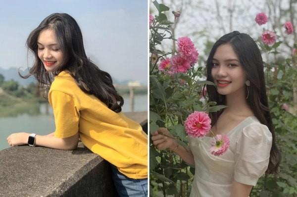 Đan Phượng - nữ sinh đại học Sân khấu Điện ảnh thi Hoa hậu - ảnh 8