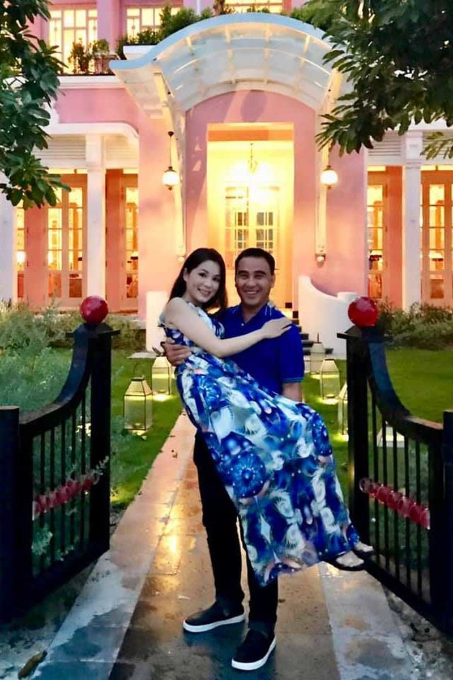 Quyền Linh kỷ niệm 15 năm ngày cưới rất... ngôn tình - ảnh 3