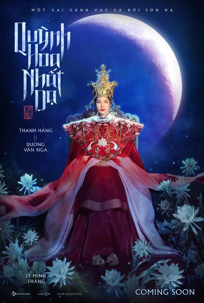 Thanh Hằng vào vai Thái hậu Dương Vân Nga - ảnh 8