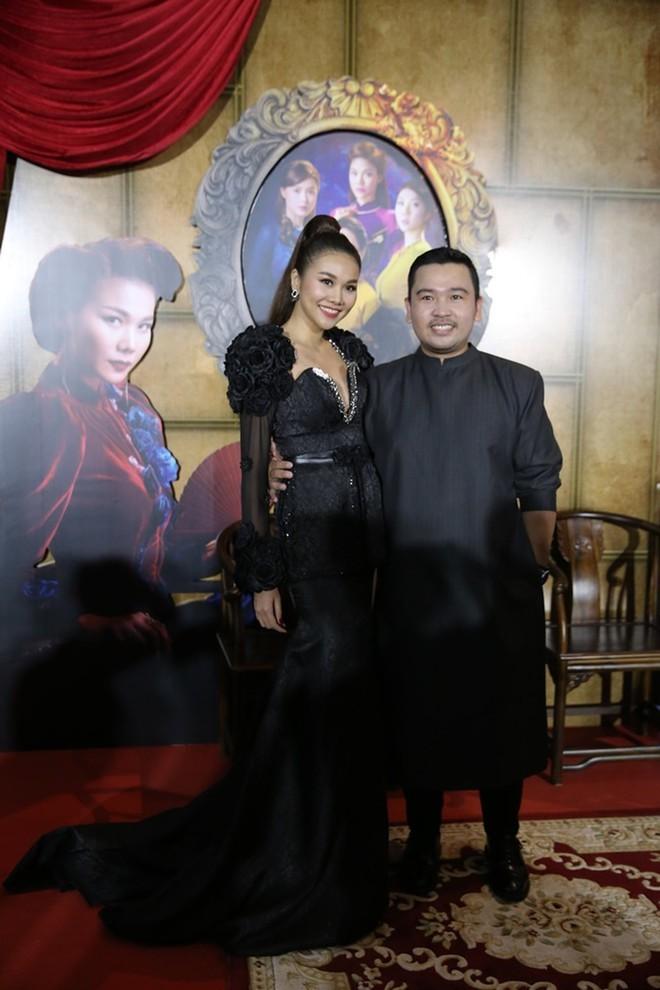 Thanh Hằng vào vai Thái hậu Dương Vân Nga - ảnh 7