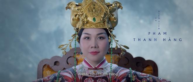 Thanh Hằng vào vai Thái hậu Dương Vân Nga - ảnh 6