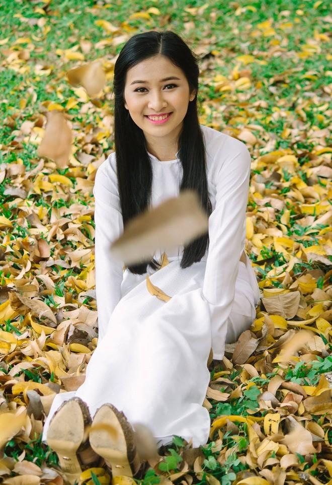 Ngắm nữ sinh Huế được đặc cách vào chung khảo Hoa hậu Việt Nam - ảnh 6