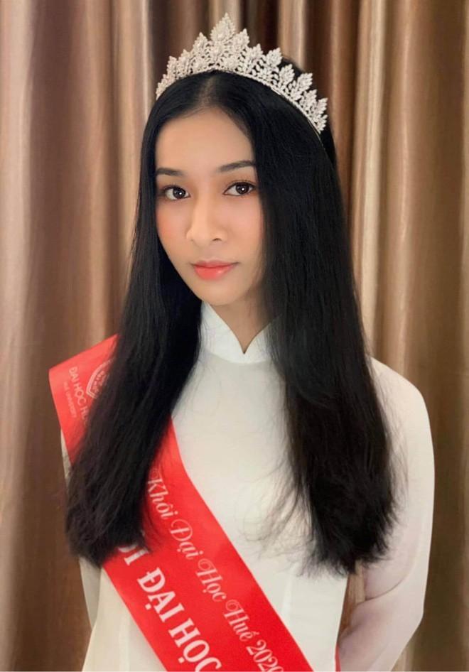 Ngắm nữ sinh Huế được đặc cách vào chung khảo Hoa hậu Việt Nam - ảnh 3