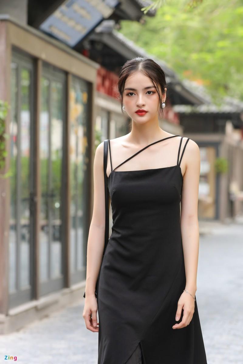 Nữ sinh Hà My được đặc cách vào chung khảo Hoa hậu Việt Nam - ảnh 8