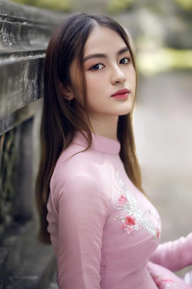 Nữ sinh Hà My được đặc cách vào chung khảo Hoa hậu Việt Nam - ảnh 1