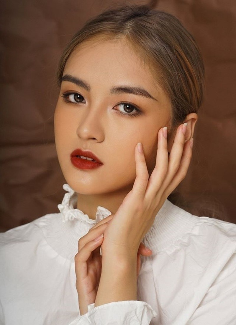 Nữ sinh Hà My được đặc cách vào chung khảo Hoa hậu Việt Nam - ảnh 3