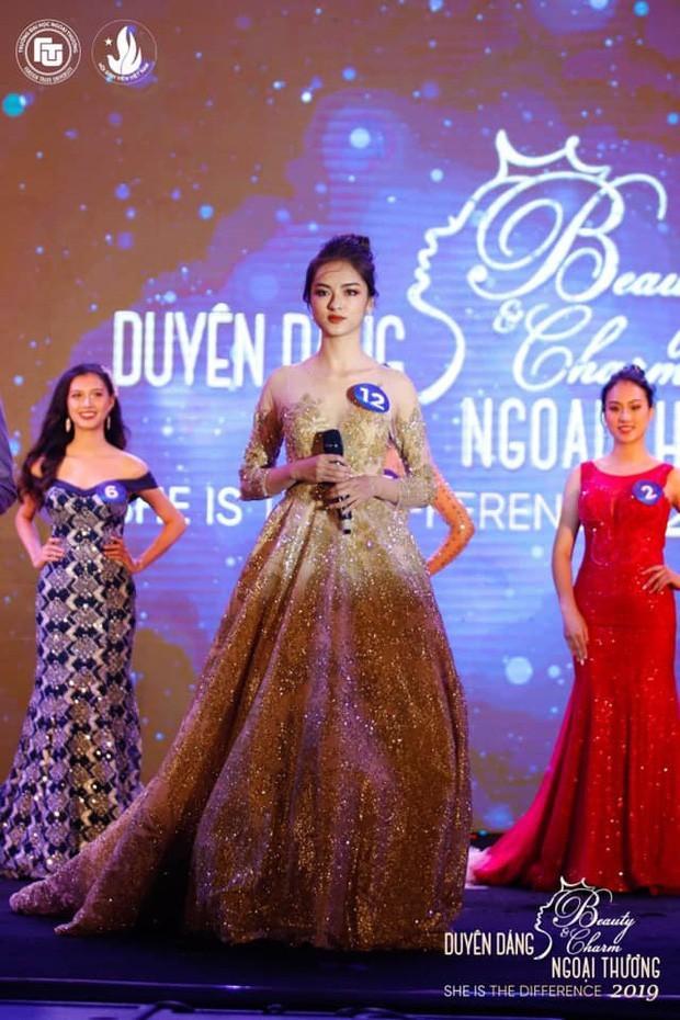 Nữ sinh Hà My được đặc cách vào chung khảo Hoa hậu Việt Nam - ảnh 5