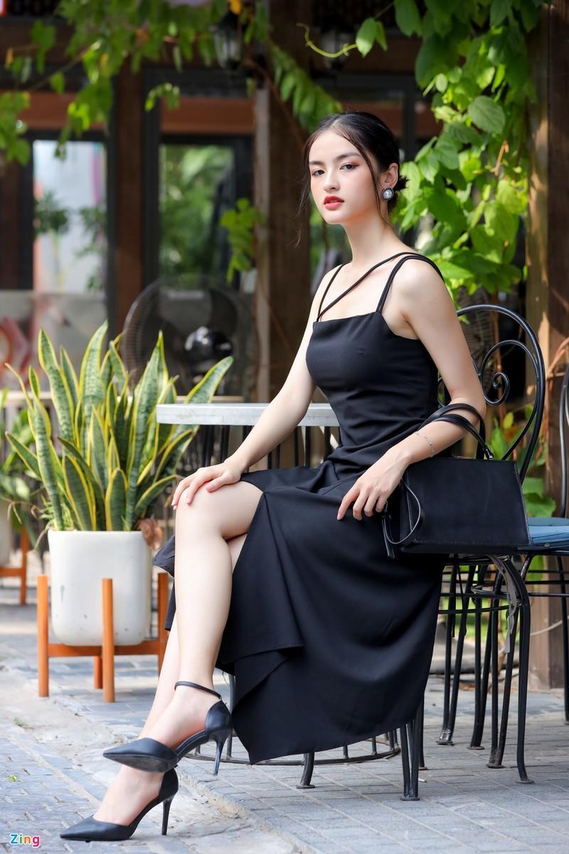 Nữ sinh Hà My được đặc cách vào chung khảo Hoa hậu Việt Nam - ảnh 10