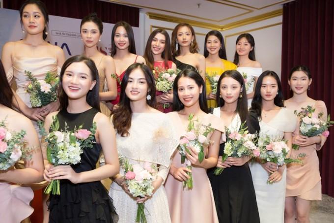 Tiếc những người đẹp không vào Bán kết Hoa hậu Việt Nam - ảnh 1