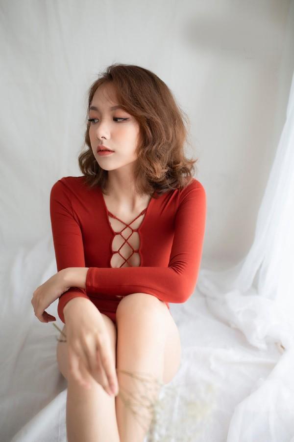 Ngắm 2 người đẹp cao nhất Hoa hậu Việt Nam 2020 - ảnh 17