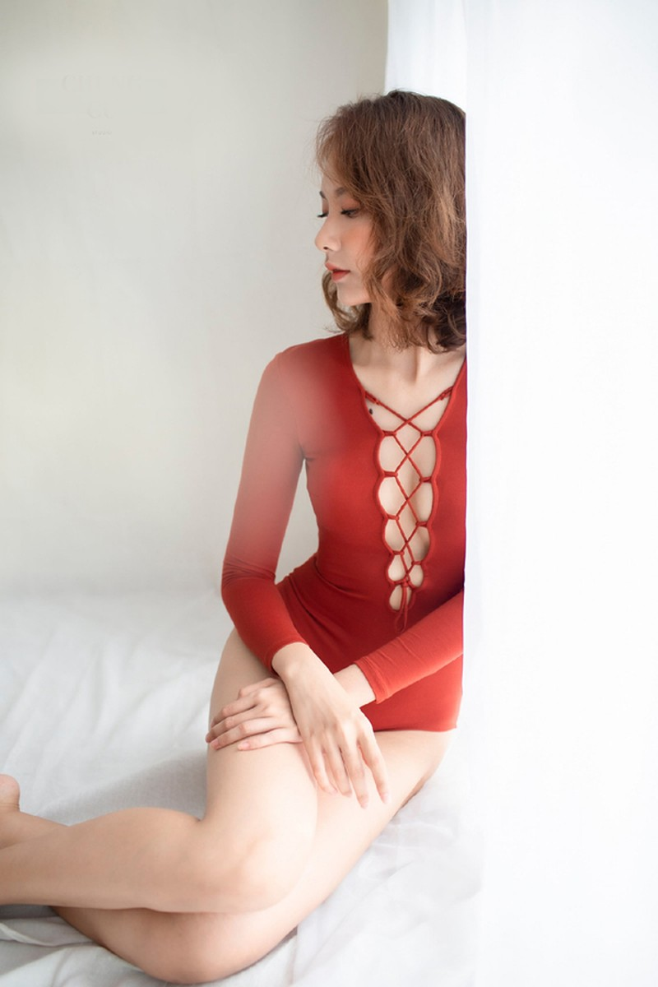 Ngắm 2 người đẹp cao nhất Hoa hậu Việt Nam 2020 - ảnh 14