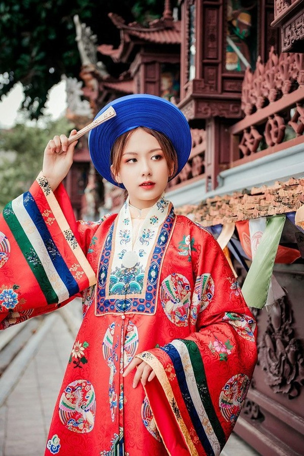 Ngắm 2 người đẹp cao nhất Hoa hậu Việt Nam 2020 - ảnh 11