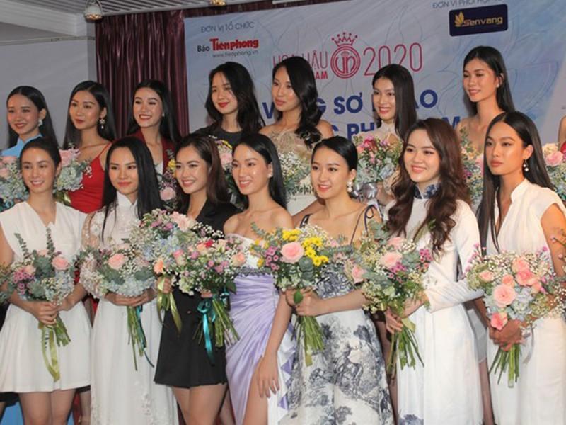 Ngắm 2 người đẹp cao nhất Hoa hậu Việt Nam 2020 - ảnh 4