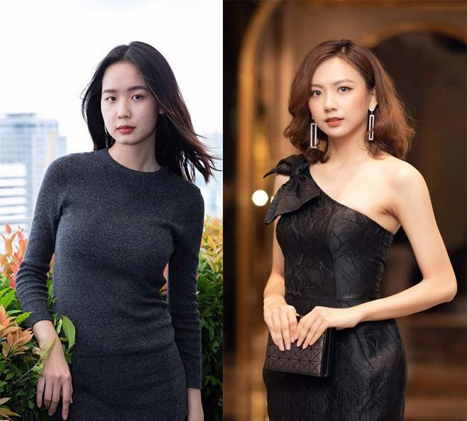 Ngắm 2 người đẹp cao nhất Hoa hậu Việt Nam 2020 - ảnh 18