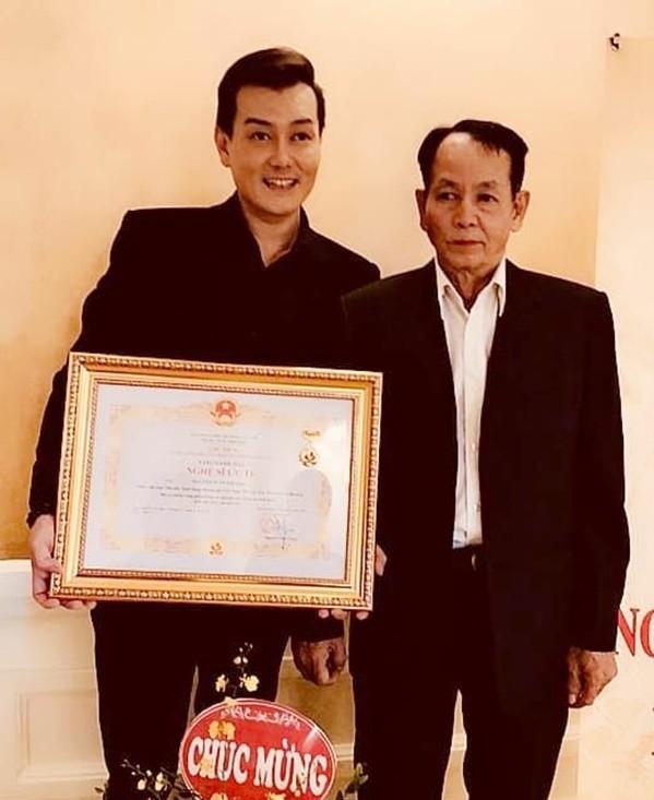 Ca sĩ, NSƯT Tuấn Phương qua đời ở tuổi 43 - ảnh 3