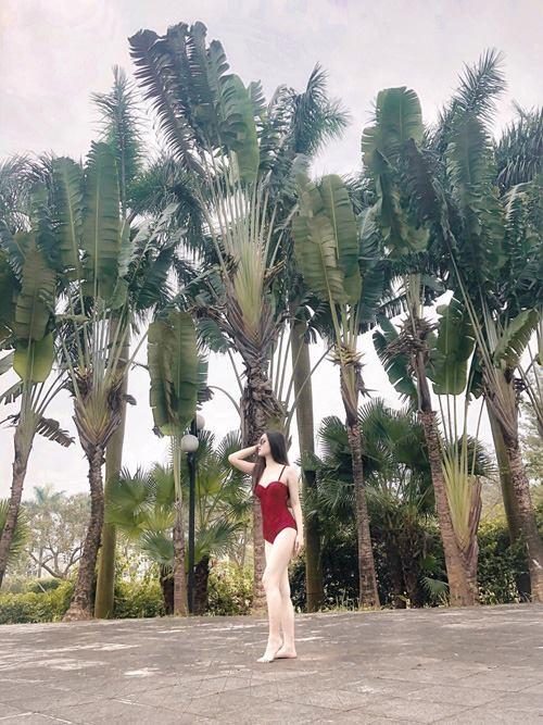 Ngắm những người đẹp có tuổi nhỏ nhất Hoa hậu Việt Nam 2020 - ảnh 19
