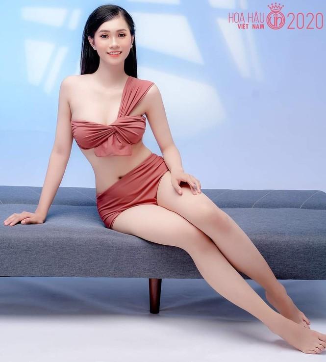 Ngắm những người đẹp có tuổi nhỏ nhất Hoa hậu Việt Nam 2020 - ảnh 3