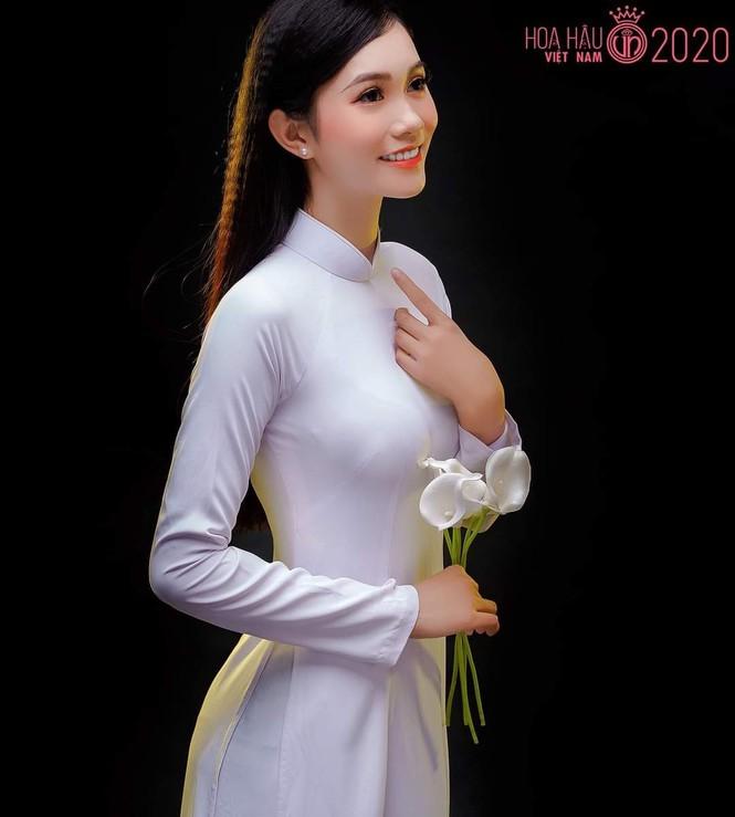 Ngắm những người đẹp có tuổi nhỏ nhất Hoa hậu Việt Nam 2020 - ảnh 4