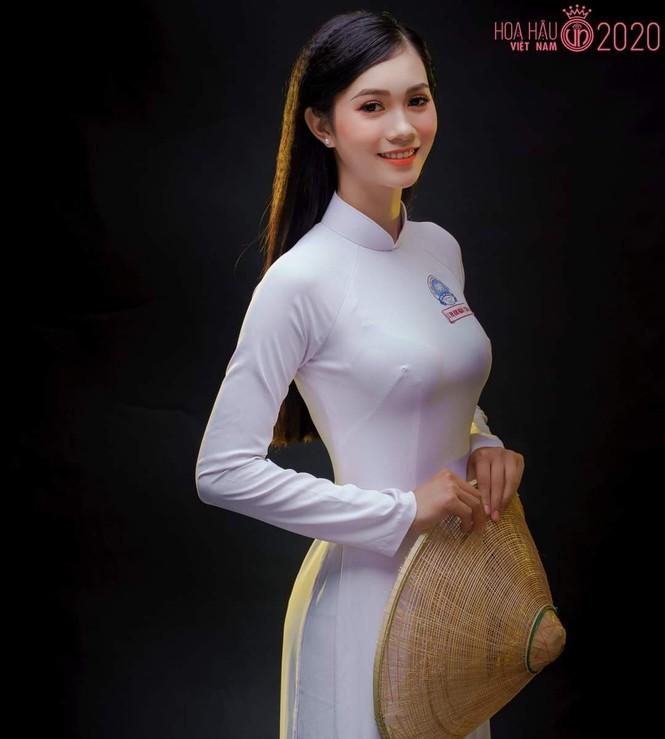 Ngắm những người đẹp có tuổi nhỏ nhất Hoa hậu Việt Nam 2020 - ảnh 2