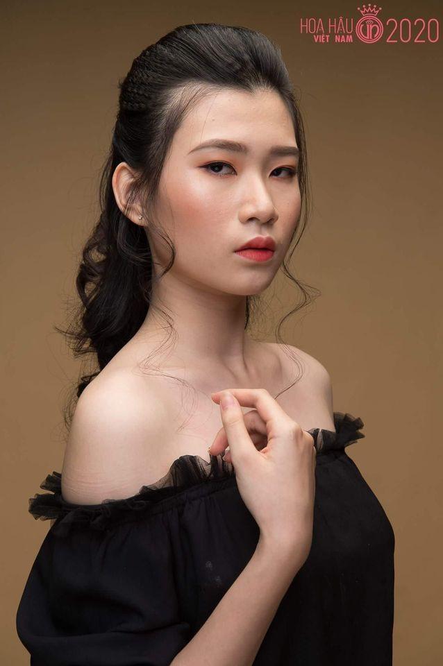 Ngắm những người đẹp có tuổi nhỏ nhất Hoa hậu Việt Nam 2020 - ảnh 5
