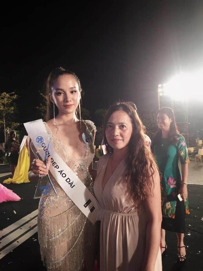 Ngắm Bích Thùy cô gái đất võ vào bán kết Hoa hậu Việt Nam 2020 - ảnh 5