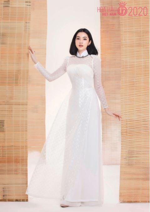 Ngắm những người đẹp có tuổi nhỏ nhất Hoa hậu Việt Nam 2020 - ảnh 9