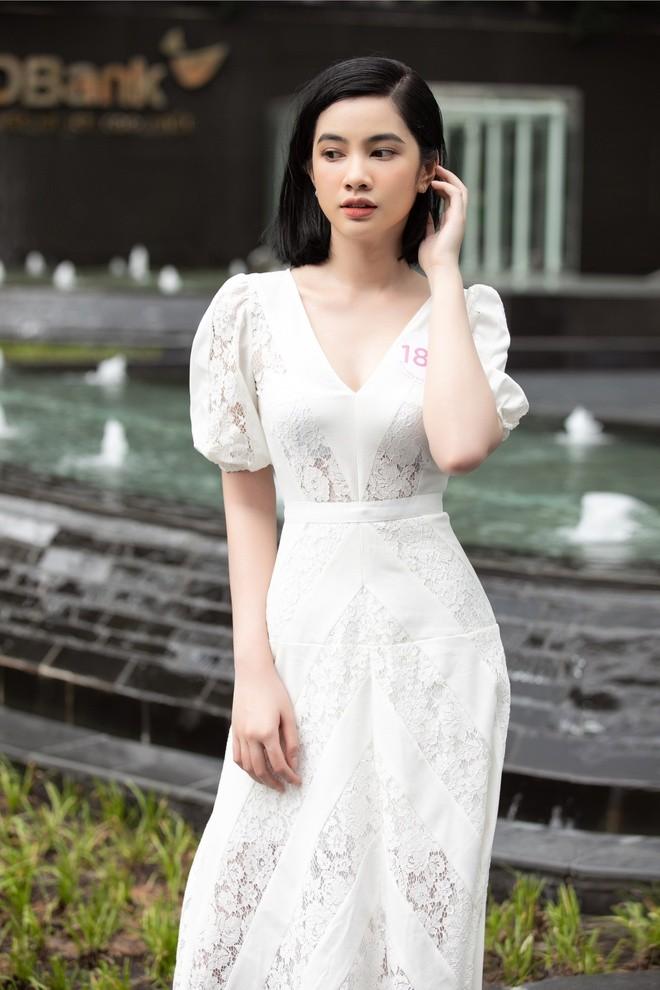 Ngắm những người đẹp có tuổi nhỏ nhất Hoa hậu Việt Nam 2020 - ảnh 10