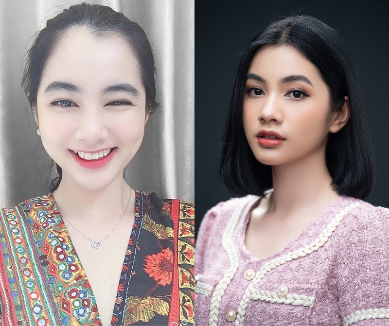 Ngắm những người đẹp có tuổi nhỏ nhất Hoa hậu Việt Nam 2020 - ảnh 11