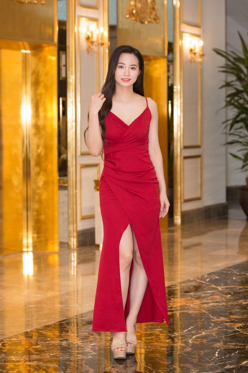 Ngắm những người đẹp có tuổi nhỏ nhất Hoa hậu Việt Nam 2020 - ảnh 16