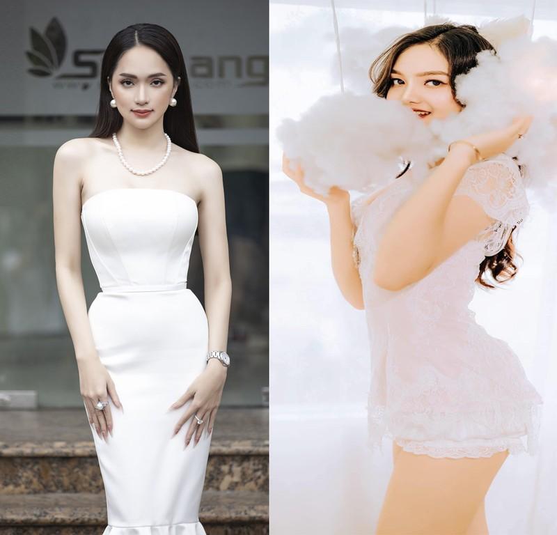 Nguyễn Thị Phượng 'bản sao' hoa hậu Hương Giang - ảnh 11