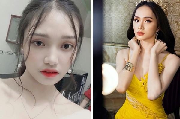 Nguyễn Thị Phượng 'bản sao' hoa hậu Hương Giang - ảnh 9