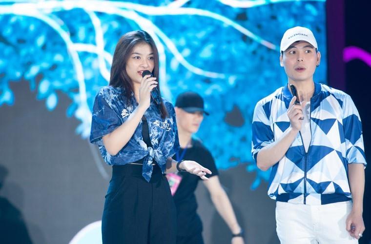 Sao Việt đổ bộ ở Bán kết Hoa hậu Việt Nam 2020 - ảnh 12