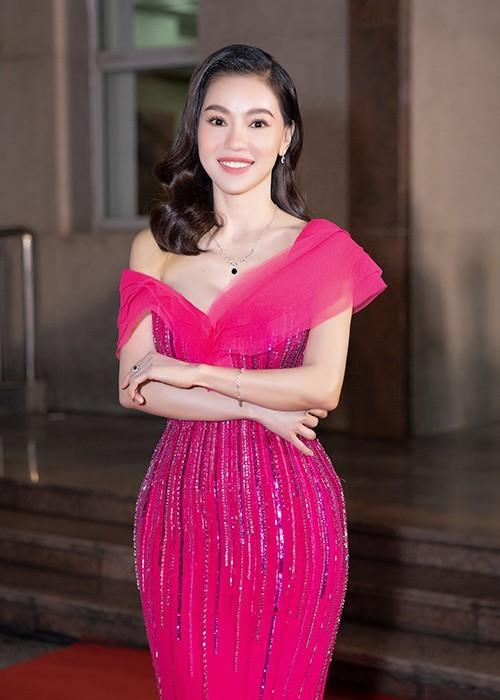 Sao Việt đổ bộ ở Bán kết Hoa hậu Việt Nam 2020 - ảnh 6