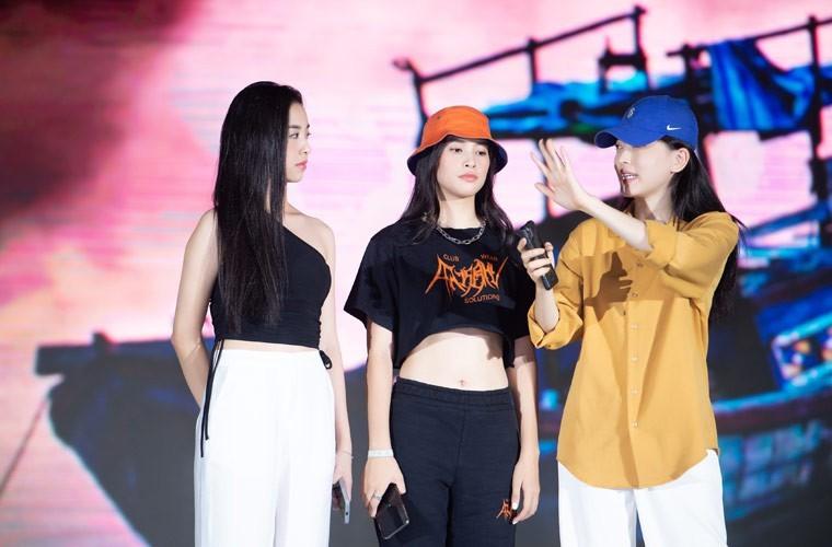 Sao Việt đổ bộ ở Bán kết Hoa hậu Việt Nam 2020 - ảnh 4