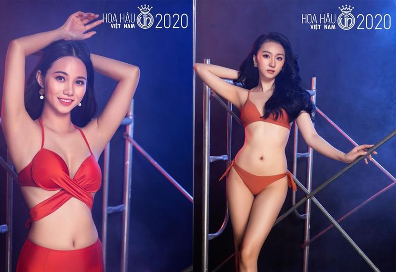 Ngắm 2 người đẹp đặc cách vào Chung kết Hoa hậu Việt Nam 2020 - ảnh 14