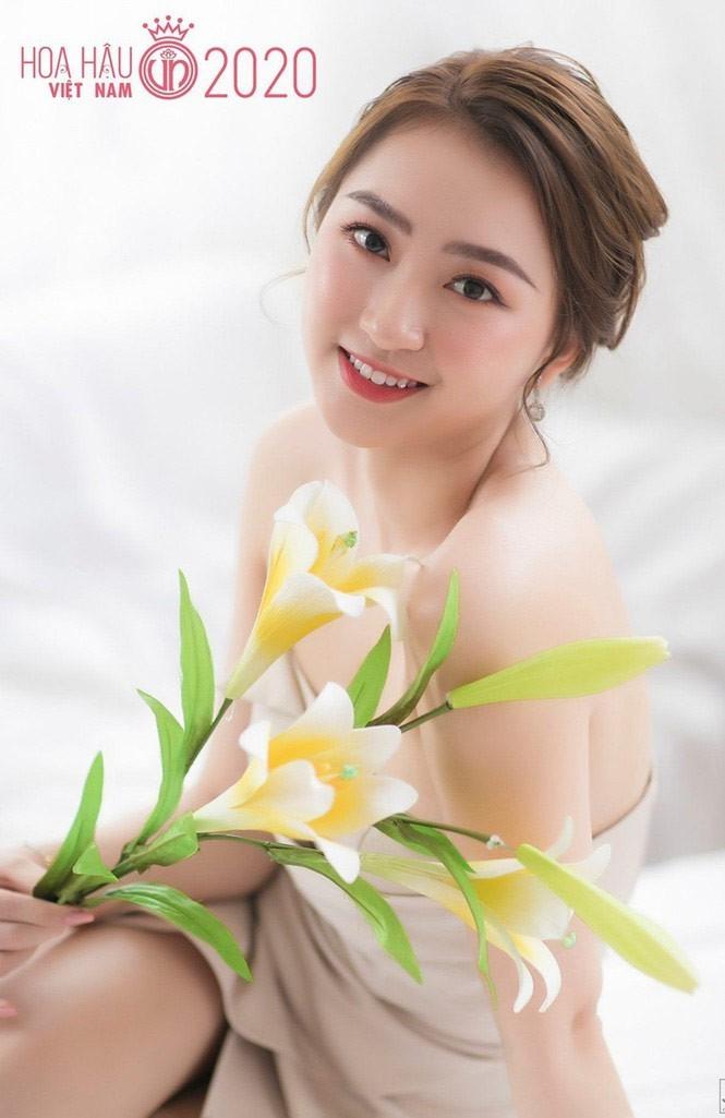 Ngắm 2 người đẹp đặc cách vào Chung kết Hoa hậu Việt Nam 2020 - ảnh 4