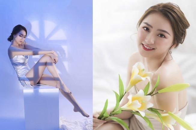 Ngắm 2 người đẹp đặc cách vào Chung kết Hoa hậu Việt Nam 2020 - ảnh 5