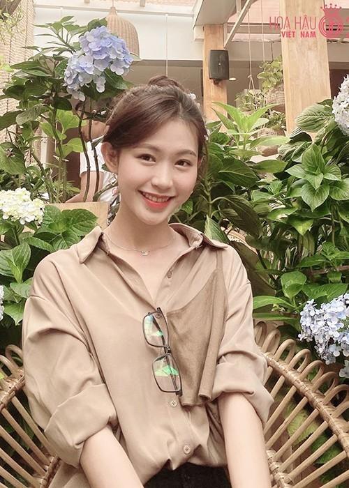 Đậu Hải Minh Anh người đẹp giống hoa hậu Đặng Thu Thảo  - ảnh 1