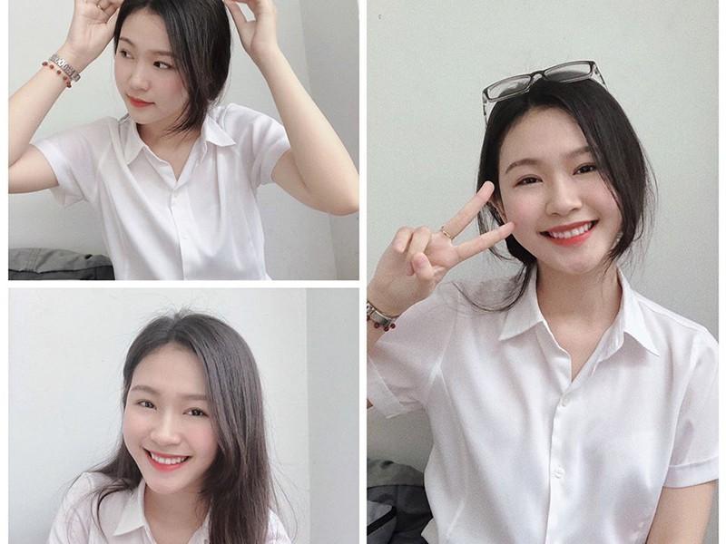 Đậu Hải Minh Anh người đẹp giống hoa hậu Đặng Thu Thảo  - ảnh 12