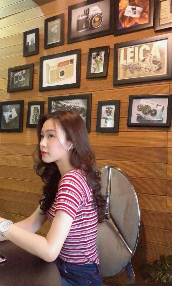 Đậu Hải Minh Anh người đẹp giống hoa hậu Đặng Thu Thảo  - ảnh 2