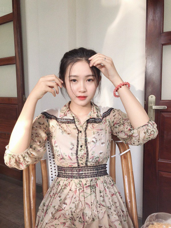 Đậu Hải Minh Anh người đẹp giống hoa hậu Đặng Thu Thảo  - ảnh 7