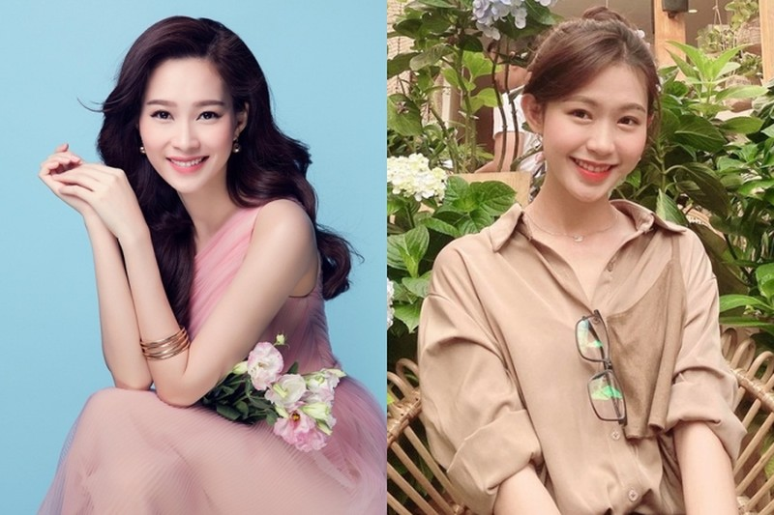 Đậu Hải Minh Anh người đẹp giống hoa hậu Đặng Thu Thảo  - ảnh 17