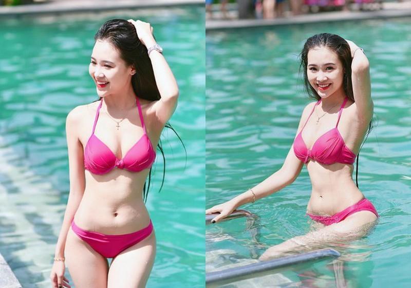 Ngắm người đẹp có vòng eo nhỏ nhất Hoa hậu Việt Nam 2020 - ảnh 12