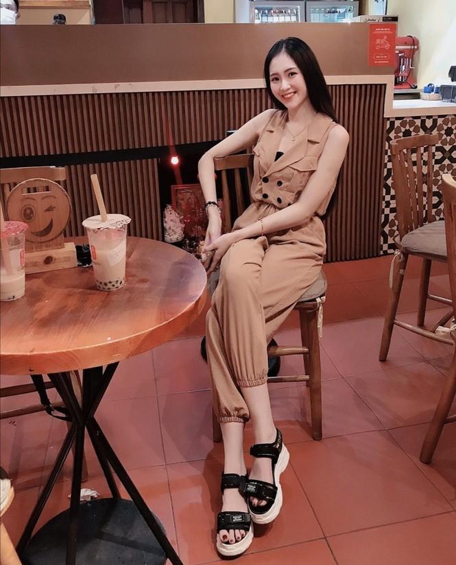 Trân Châu - thí sinh có vòng eo nhỏ nhất Hoa hậu Việt Nam 2020 - ảnh 2
