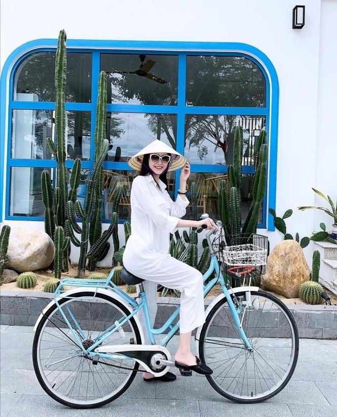 Trân Châu - thí sinh có vòng eo nhỏ nhất Hoa hậu Việt Nam 2020 - ảnh 3
