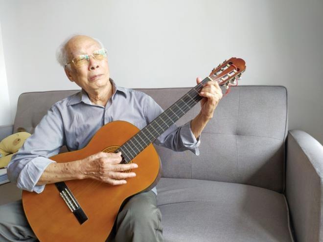 Nhạc sĩ Văn Ký của 'Nha Trang mùa thu lại về' qua đời tuổi 93 - ảnh 4