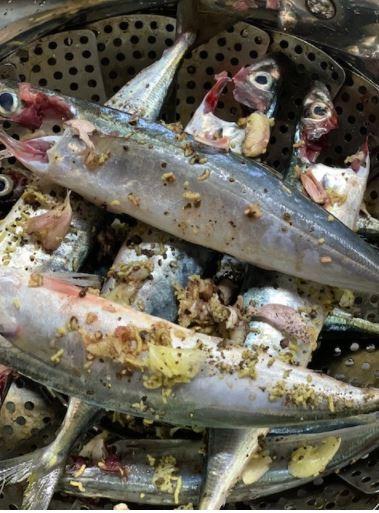 Về Quế Sơn ăn bánh tráng sắn với cá nục hấp  - ảnh 2