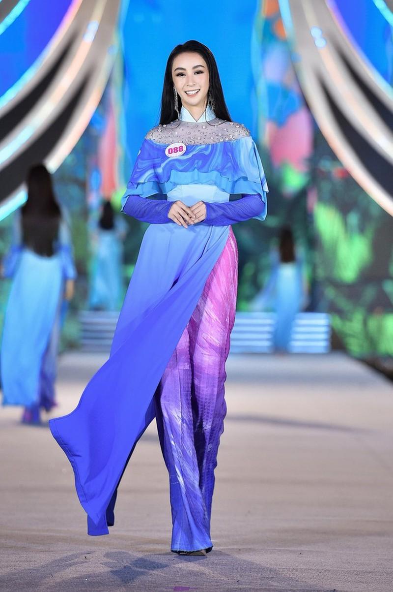 Tốp 5 Người đẹp Tài năng Hoa hậu Việt Nam 2020 - ảnh 3