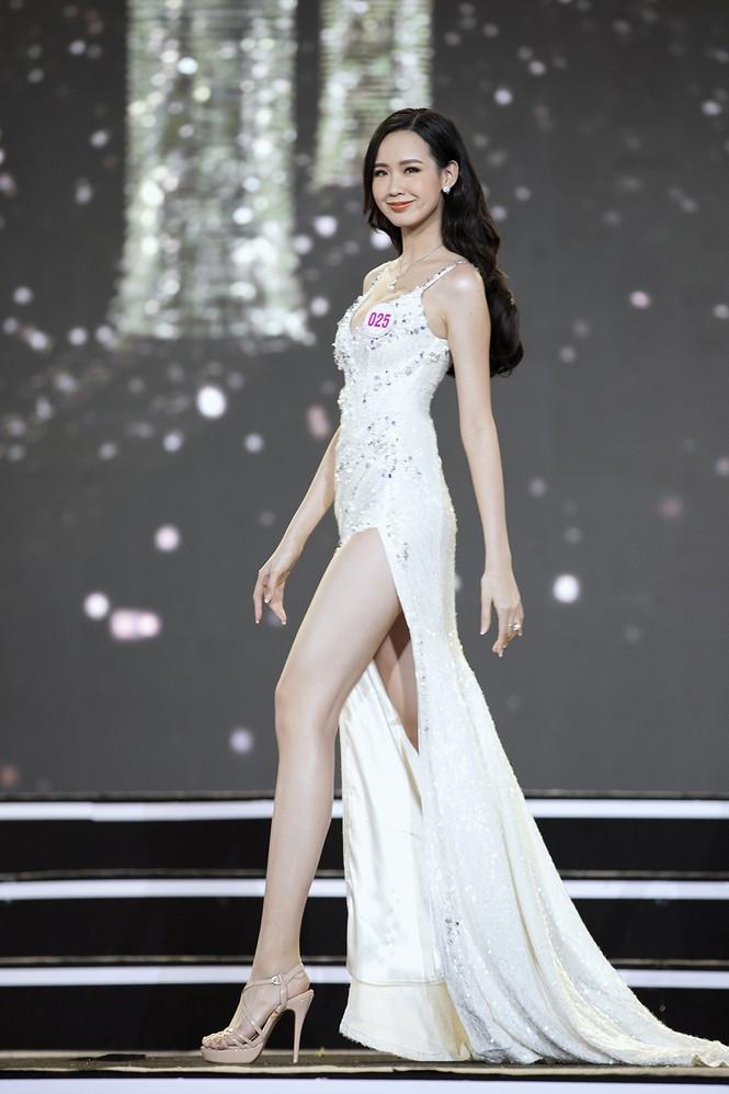 Ngắm người đẹp có vòng 3 khủng vào chung kết Hoa hậu Việt Nam - ảnh 3
